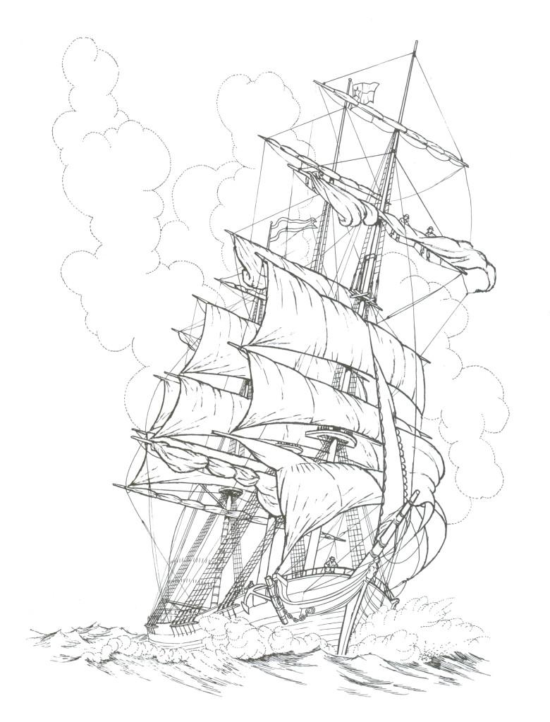 Clipper Andrew Jackson 1855