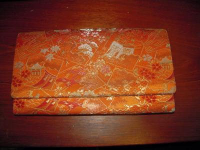 Kimono bag