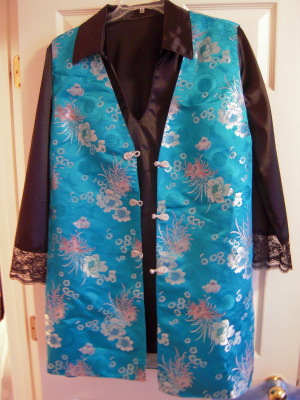 Palace Silk Brocade Vest