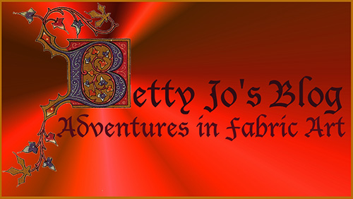 Betty Jo's Blog