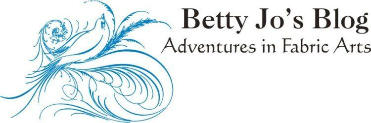 Betty Jo's Blog